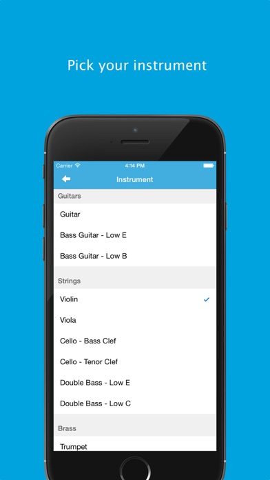 Sight Reading Machine - Practice Music Reading Skill for Guitar, Saxophone  and 20 More Instruments | App Price Drops