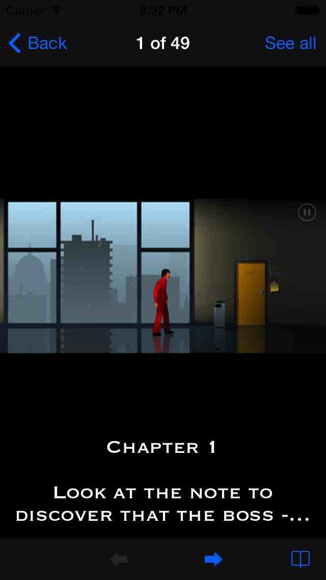 Puzzle Block And Cheats Walkthrough for The Silent Age-1