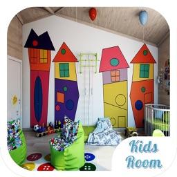 Kids Room Design Ideas for iPad