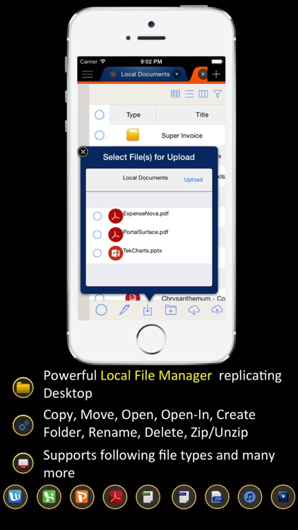 OfficeSurfer Pro: for Office 365 SharePoint mobile client