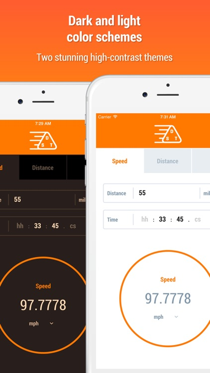 Speed Distance Time Calculator screenshot-4