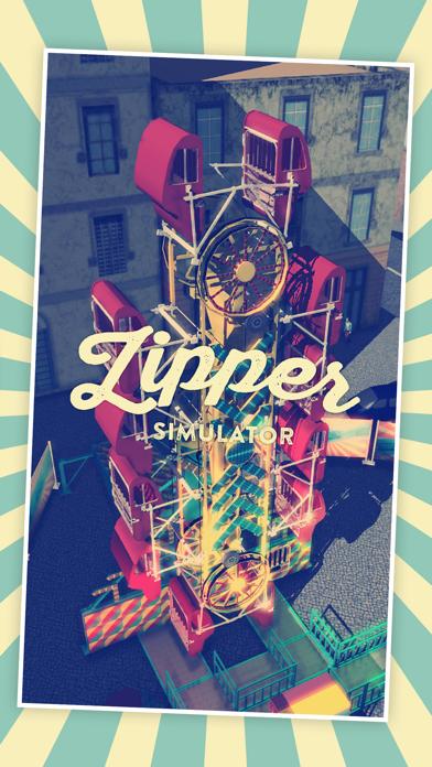 Zipper Amusement Ride