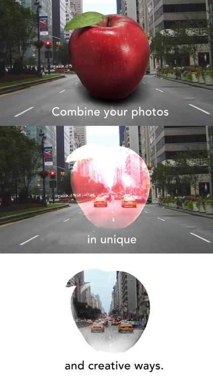 Union - Combine, Blend, and Edit Photos