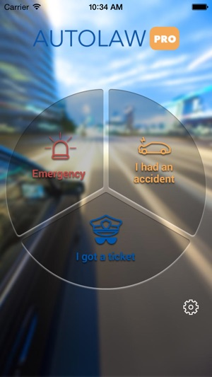 Auto Law Pro Screenshot