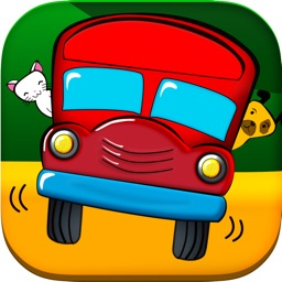 Spanish School Bus for Kids - Education Edition – Learn Numbers, Shapes, Colors, Verbs and More with Flashcard Lessons and Fun Music