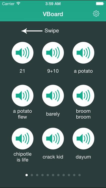 VBoard - Sounds of Vine, Soundboard for Vine Pro - OMG Sounds, VSounds