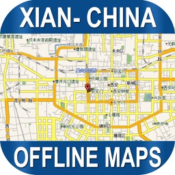 Xian Offlinemaps with RouteFinder