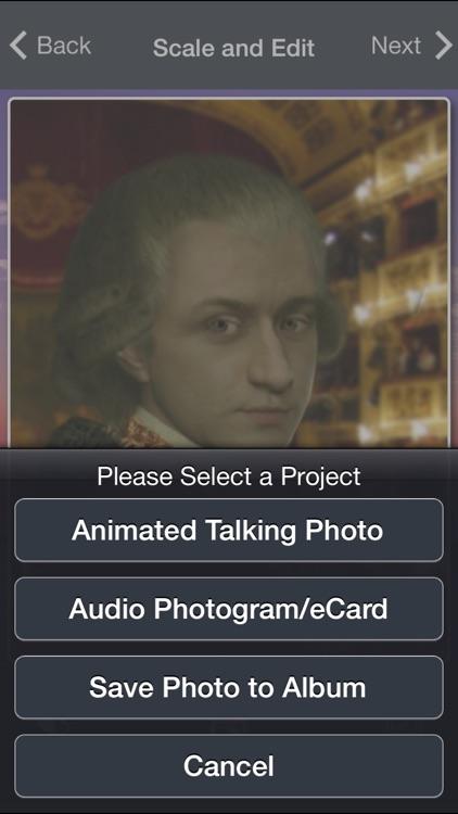 PhotoTalk Pro - All In One Talking Photo Creator/Editor
