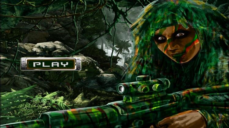 Army Jungle Warfare - Sniper Shooter Assassin Strike Force Edition screenshot-3