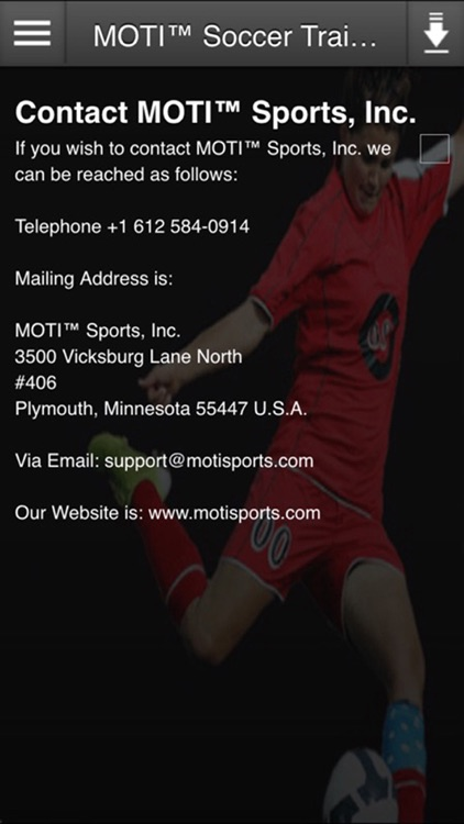 MOTI™ 3D Soccer Training Drill for Beginning Youth Soccer Players & New Coaches screenshot-3