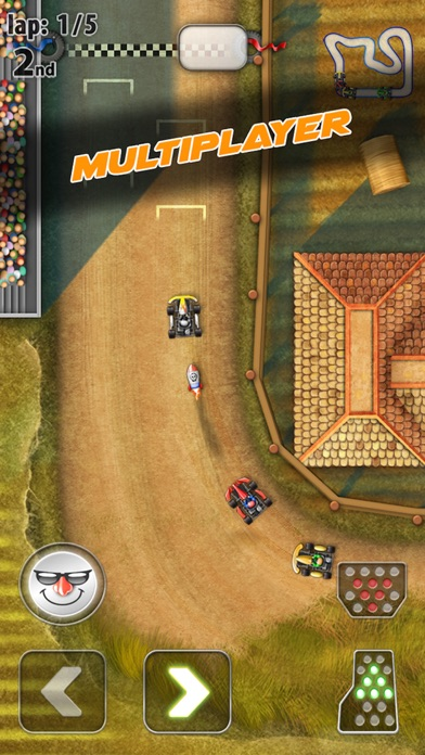 Kart Wars screenshot two
