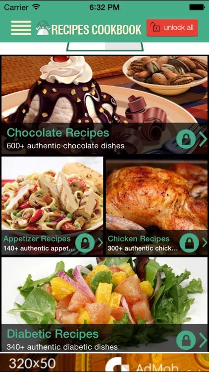 Recipes Cookbook