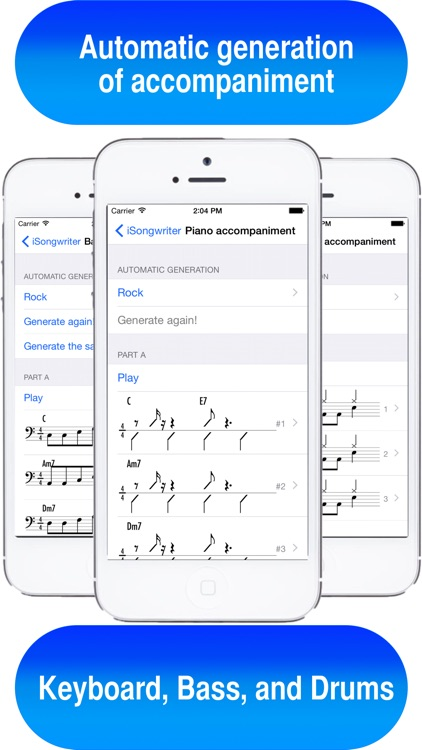 iSongwriter - You can create a song, too! screenshot-4