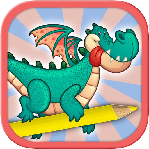 Coloring Book - color and paint drawings