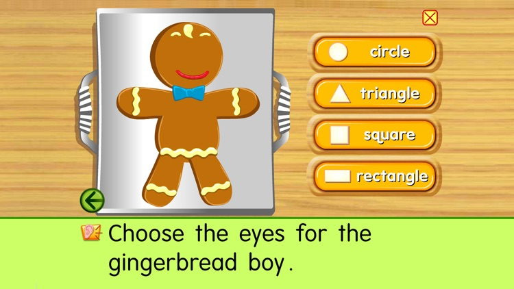 Starfall Gingerbread screenshot-1