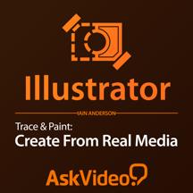 AV for Illustrator CC 106 - Trace and Paint