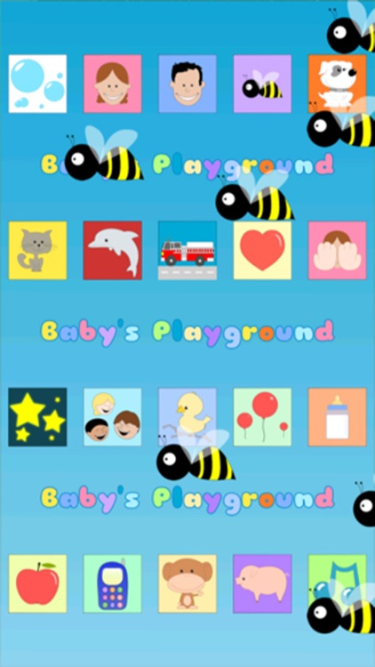 Baby's Playground screenshot-1