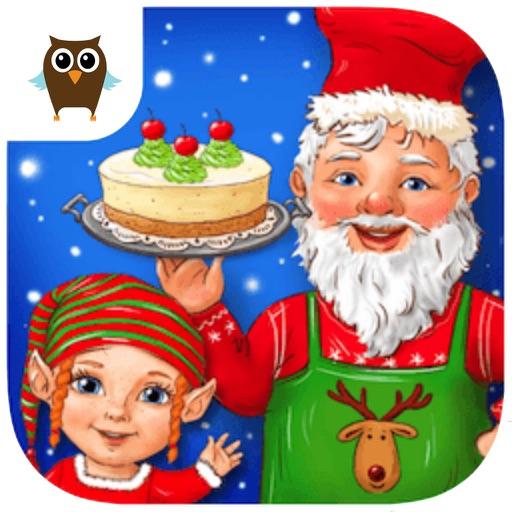 Santa's Christmas Kitchen - Kids Game