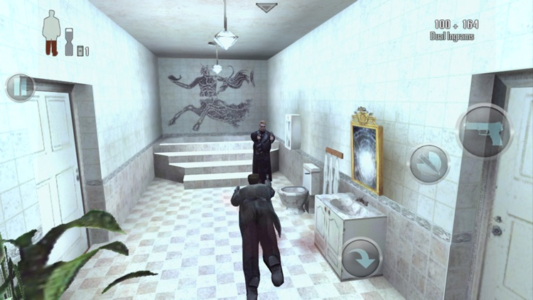 Max Payne Mobile screenshot-1