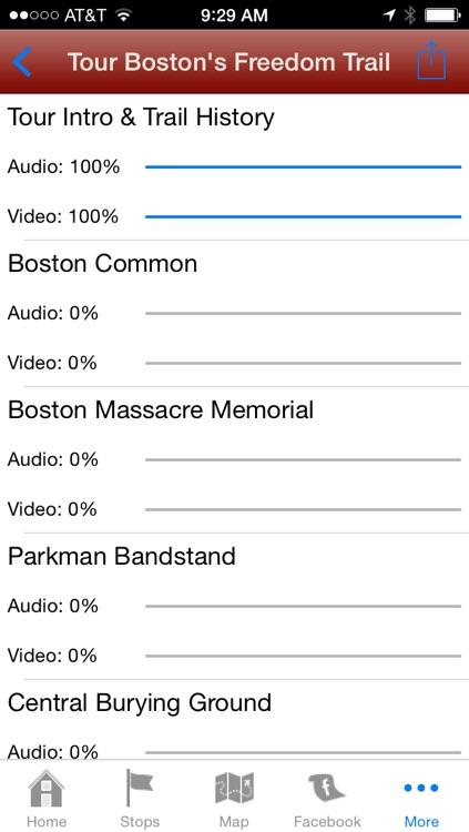 Tour Boston's Freedom Trail screenshot-3