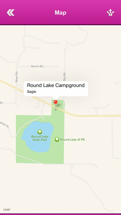 Idaho Campgrounds & RV Parks screenshot-4