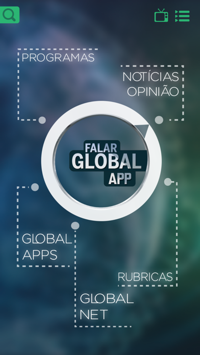 Falar Global screenshot one