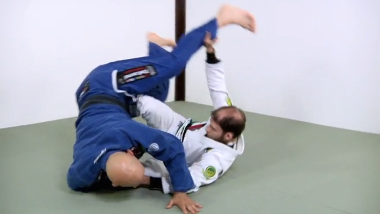 BJJ Spider Guard Volume 2, Double Biceps Spider Guard - Basic to Advanced screenshot-3