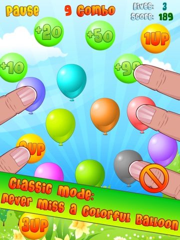Screenshot #5 pour Balloon Mania - Pop Pop Pop