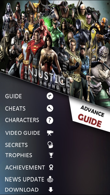 Guide for Injustice: Gods Among Us screenshot-4