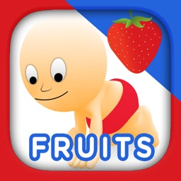 Fruit and Vegetable Picture Flashcards for Babies, Toddlers or Preschool (Free)