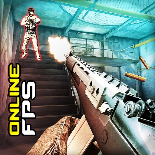 Assault Line CS - Online FPS icon
