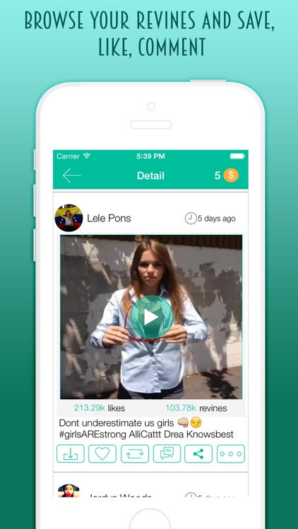 Best Funny VineGrab Videos Free - Video downloader for Vine, Save for Vine screenshot-3