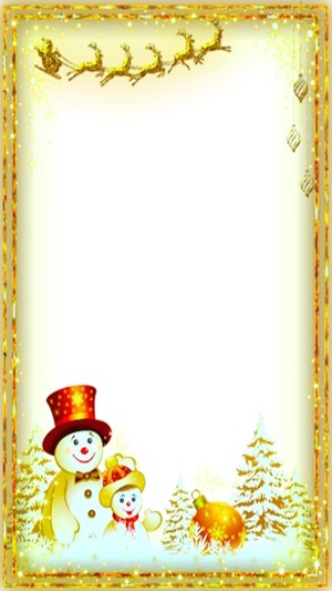 Winter Frames For All on the App Store