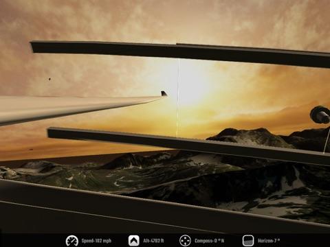 Screenshot #5 for Glider - Soar the Skies