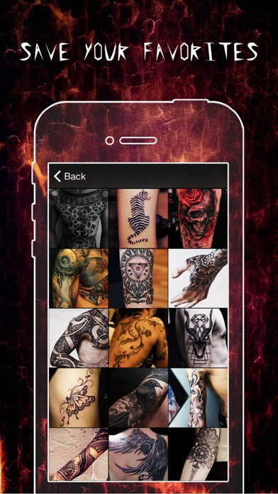 download Piercing & Tattoo Catalog FREE - Yr Design Ideas of Body Art Inked or Pierced apps 4