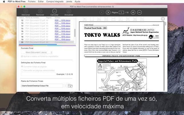 converter pdf digitalizado em word editavel gratis