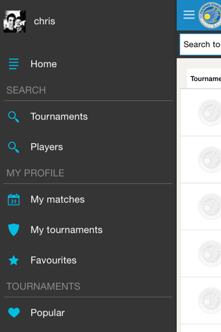 Tennis Europe - náhled