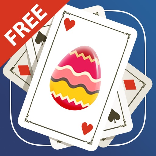 Holiday Solitaire. Easter Free