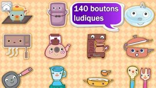 Screenshot #3 pour Apprendre en même temps! – jeu de développement pour bambins et enfants: des mots, des photos, des dessins!