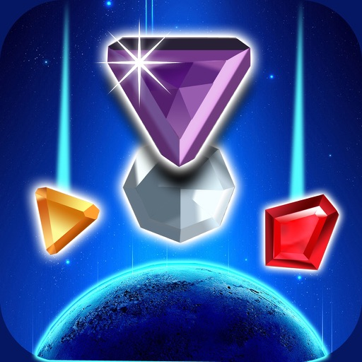 Galaxy Jewels - Galactic Jewel Quest battle defense saga