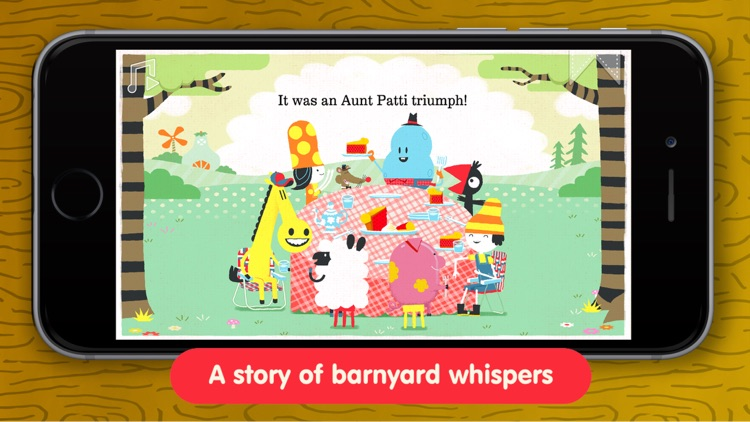 Have You Heard - kids interactive book app