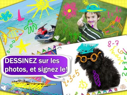 Screenshot #5 pour Apprendre en même temps! – jeu de développement pour bambins et enfants: des mots, des photos, des dessins!