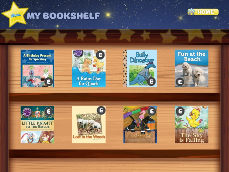 Who Can Read? Level E Book Collection screenshot-1
