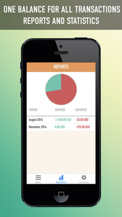 Personal Finance - Account Tracker, Budget Planner and Currency Converter screenshot-3