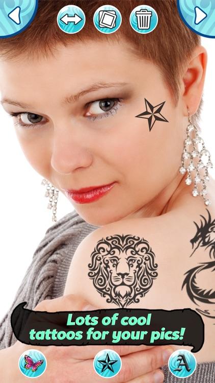 Tattoo maker photo editor and fake ink tattoos by marko for Fake tattoo creator