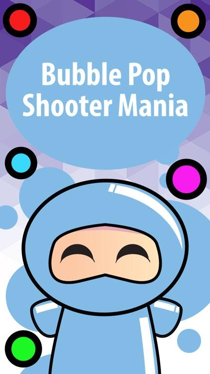 Bubble Pop Shooter Mania