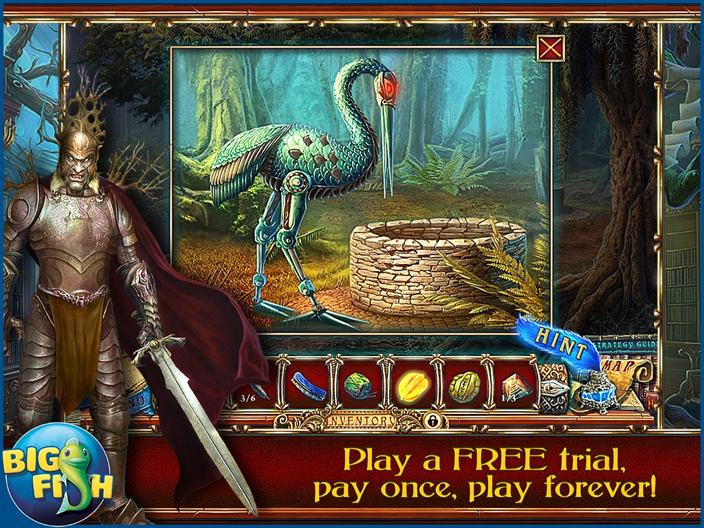 Forgotten Books: The Enchanted Crown HD - A Hidden Object Story Adventure Online Hack Tool