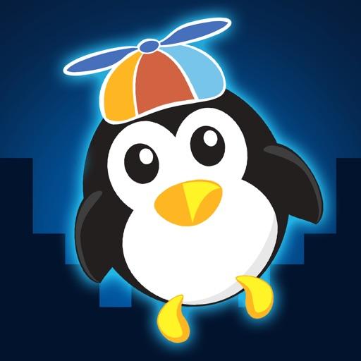 A1 Super Penguin Racing Rivals - new air combat arcade game icon