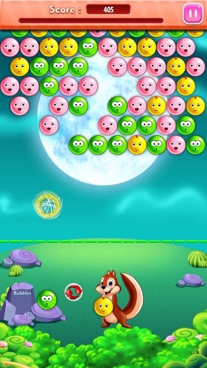 Bubble Pop Animal Rescue - Matching Shooter Puzzle Game Free screenshot-3