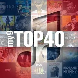 my9 Top 40 : DO listas musicales